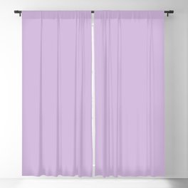 Light Lavender Dreams 1 - Color Therapy Blackout Curtain