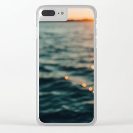 The Light In August Clear iPhone Case