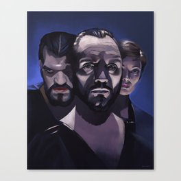 General Zod Canvas Print