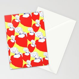 Stone Cold Fox - 'She Shoulda Said No' Poster Pattern Stationery Cards