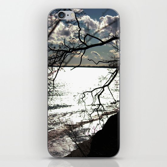 Vile Branches iPhone & iPod Skin