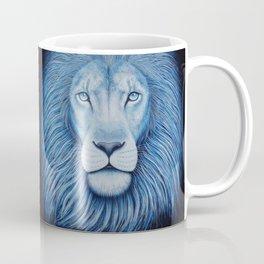 'Majesty' Star Lion Coffee Mug