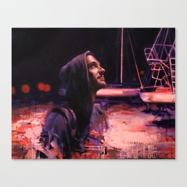 By night Canvas Print