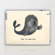 Seal Of Approval Laptop & iPad Skin