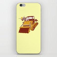 Bulldozin'  iPhone & iPod Skin