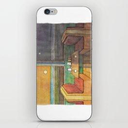Diner Days, Diner Nights iPhone Skin