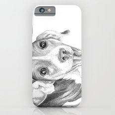A Story To Tell :: A Beagle Puppy Slim Case iPhone 6s