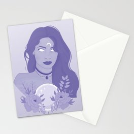 Queen Witch Stationery Cards