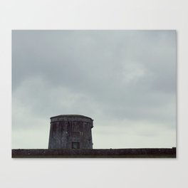 Roundhouse Canvas Print
