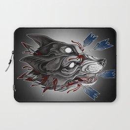 Big bad werewolf Laptop Sleeve