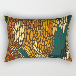 Autumn in New York Rectangular Pillow
