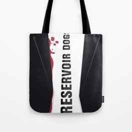 Reservoir Dogs Tribute Poster Tote Bag