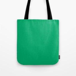 Jade Green Tote Bag