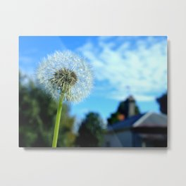 Holding it Together Metal Print