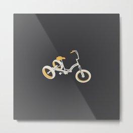 tricycle 03 Metal Print