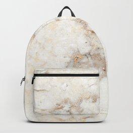 Marble Natural Stone Grey Veining Quartz Backpack