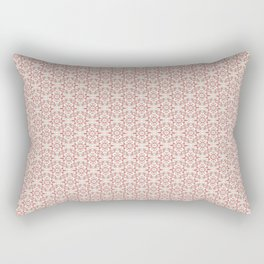 Art Deco all over print Rectangular Pillow