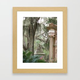 Peaceful Day Framed Art Print