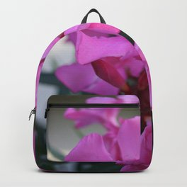 Pink Oleander Bunch Backpack