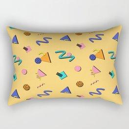 Back to the 90s Rectangular Pillow