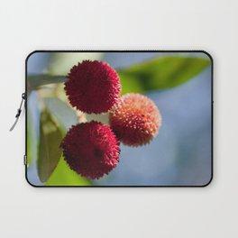 Strawberry tree fruits 8697 Laptop Sleeve