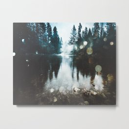 Dreaming of PNW Metal Print