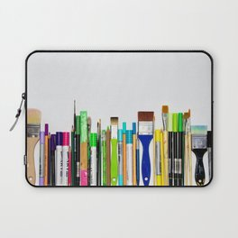 Real Weapons Of Mass Creation II Laptop Sleeve