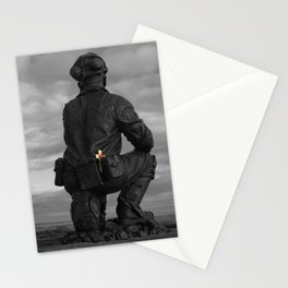 The miner remembers Stationery Cards