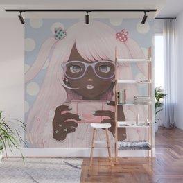 Gamergirl 3 Wall Mural