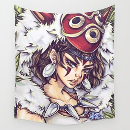 Princess Mononoke - San Wall Tapestry