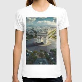 Victory lane! T-shirt