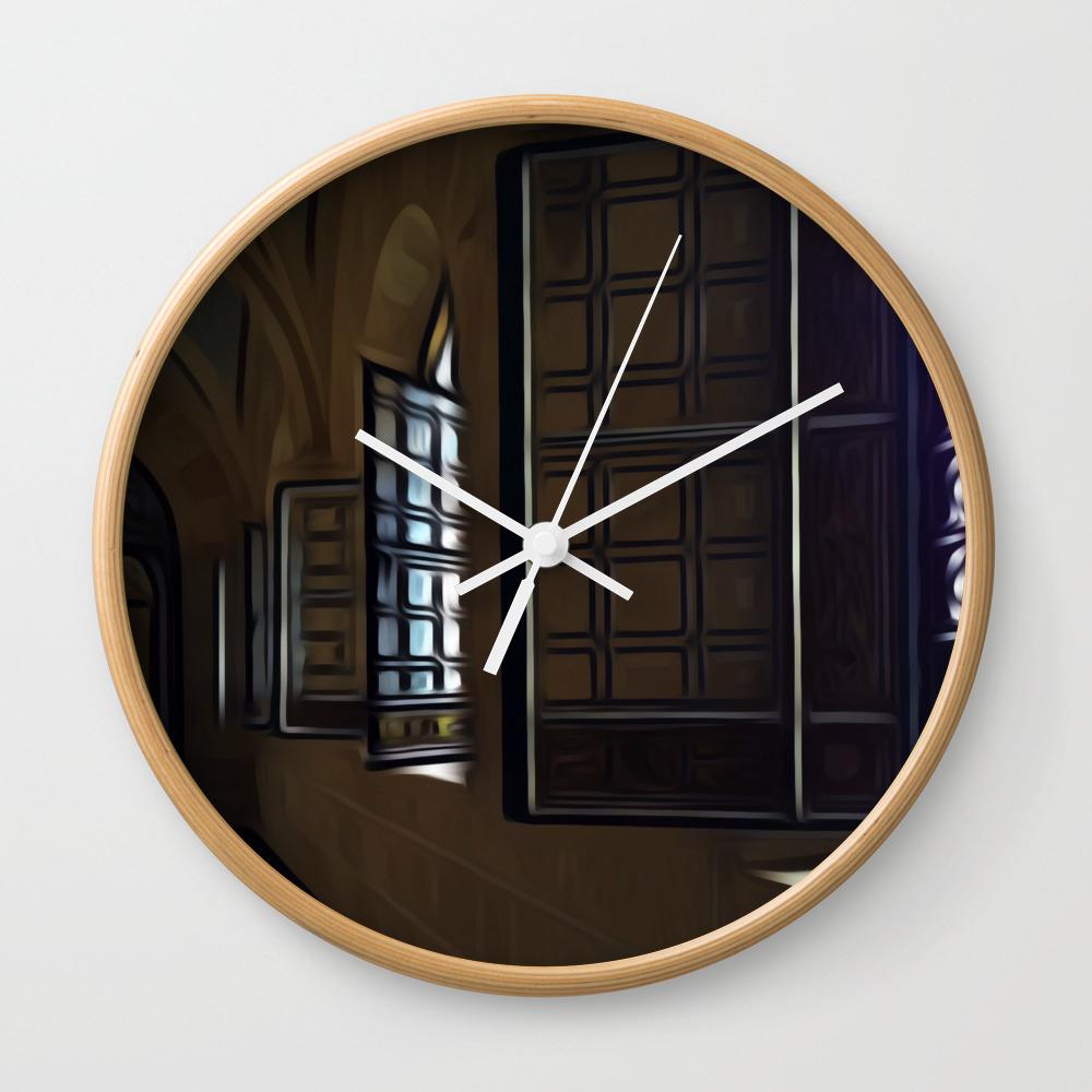 Open Windows Wall Clock by Mrandmrs CLK8097115