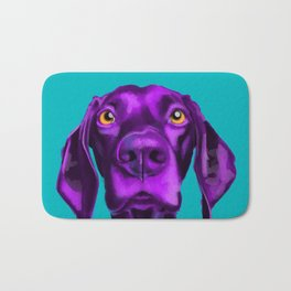 The Dogs: Buddy 2 Bath Mat