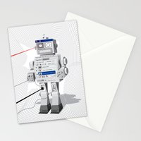 Photobot Stationery Cards