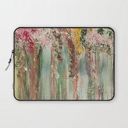 Woods in Spring Laptop Sleeve