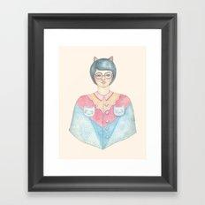 Shinobu Framed Art Print