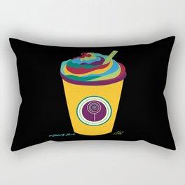 Milkshake - The Marvelous Colors of a Lollipop Collection Rectangular Pillow