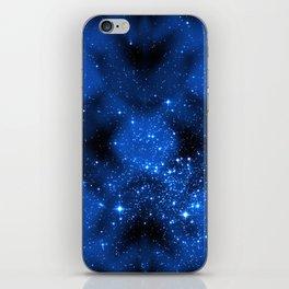 C13D Midnight Sparkle iPhone Skin
