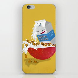 Cereal Killer iPhone Skin