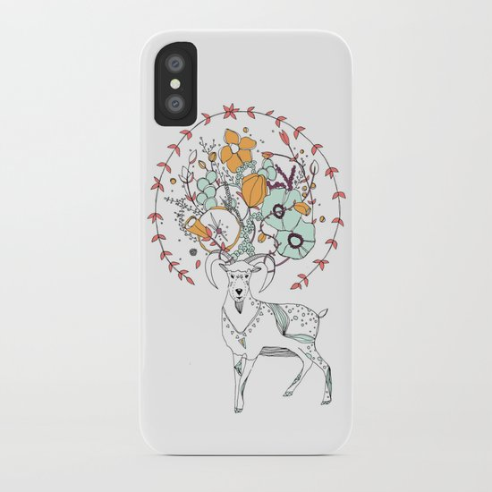like a halo around your head iPhone Case