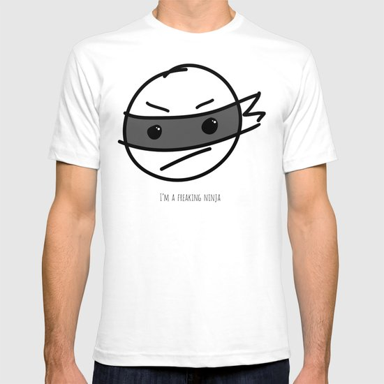 I'm a Freaking Ninja T-shirt