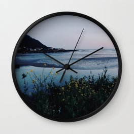 Yachats, Oregon Wall Clock