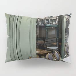 Lille, Central Point Pillow Sham