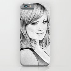 Olivia Wilde portrait iPhone 6s Slim Case