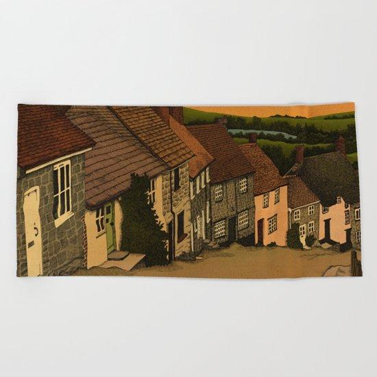 Daybreak Beach Towel