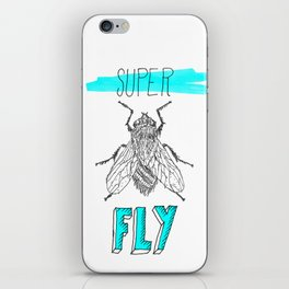 superfly iPhone Skin