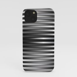 Abstract Line 3D Effect iPhone Case