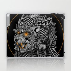 Barbarian Lion Laptop & iPad Skin