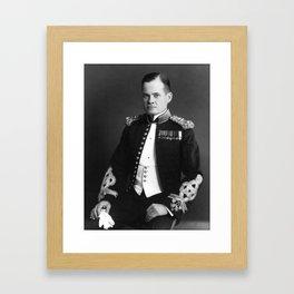 Lewis Chesty Puller Framed Art Print