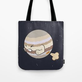 Gas Giant. Tote Bag